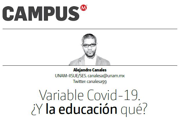Variable Covid-19: ¿Y la educación qué? [305]