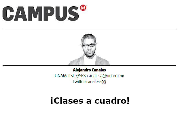 ¡Clases a cuadro! [544]