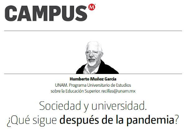Sociedad y universidad. ¿Qué sigue después de la pandemia? [298]