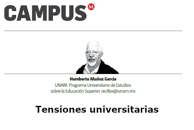 Tensiones universitarias [527]