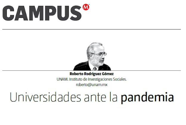 Las universidades ante la pandemia: el caso de la BUAP [301]